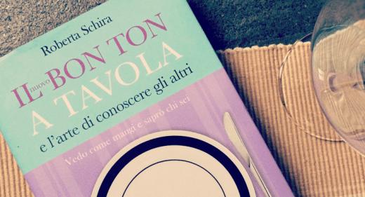Roberta Schira - Il nuovo bon ton a tavola - Salani Editore