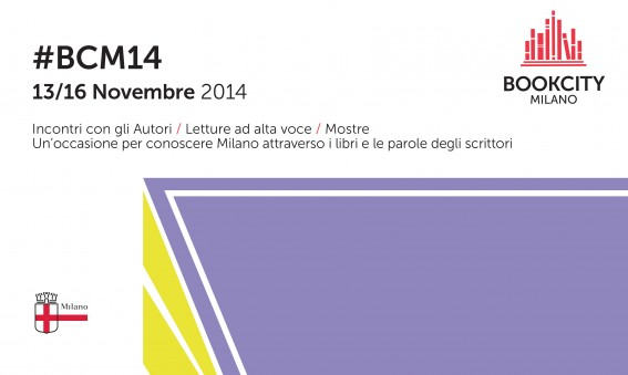 Roberta Schira - Milano Book City 2014