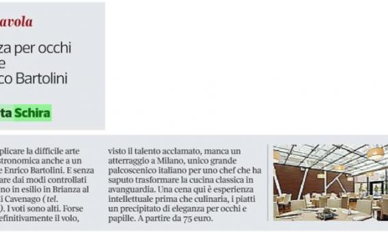 Roberta Schira Corriere della Sera