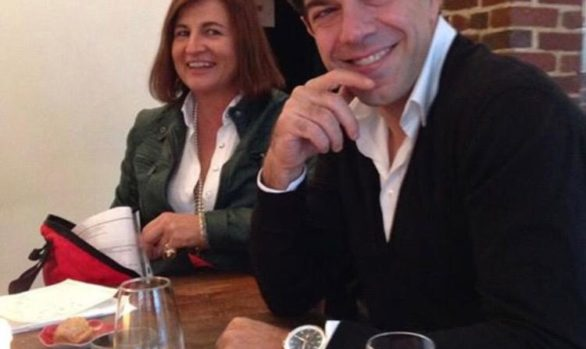 Con Pierfrancesco Favino